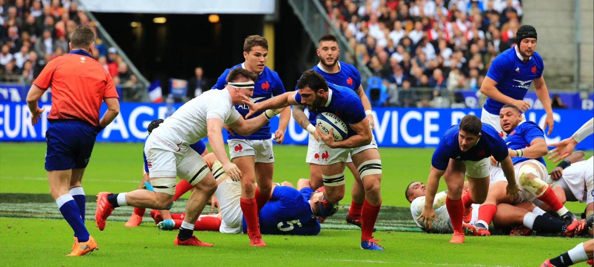 Billet et voyage pour Angleterre - France au Tournoi des 6 Nations 2021