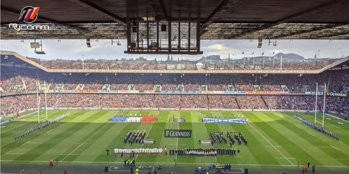 Billet et voyage Ecosse France Tournoi des 6 Nations 2022