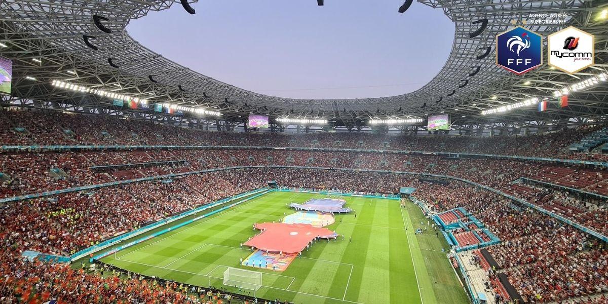 Billet France Belgique Ligue des Nations 2021