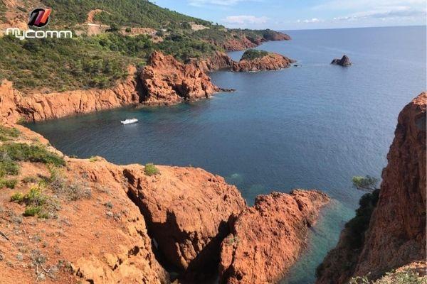 Organisation d'un séminaire sur la Côte d'Azur