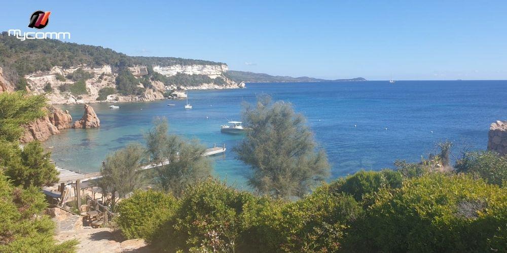 Organisation d'un séminaire en Corse