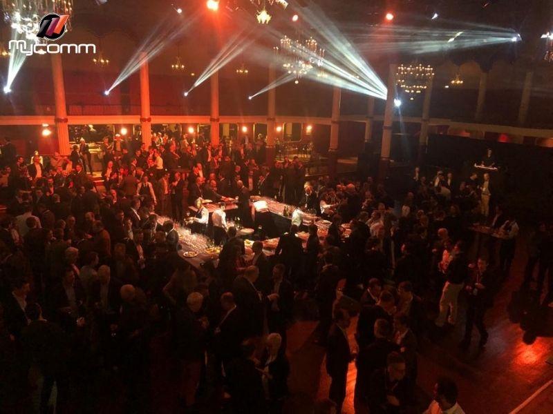 Soirée de Gala organisée à Paris