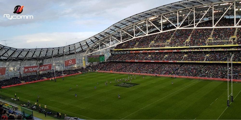 Billet et voyage Irlande Angleterre Tournoi des 6 Nations 2021