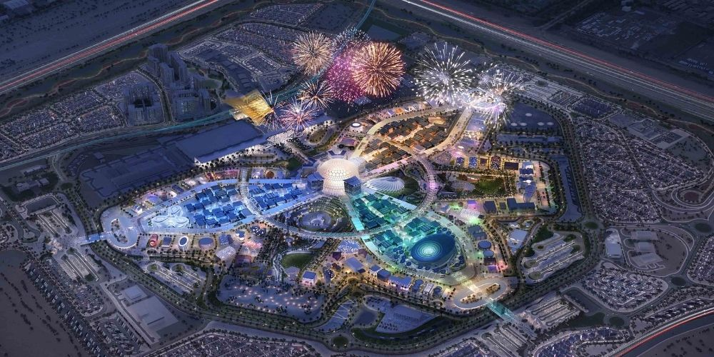 Voyage organisé à l'Exposition de Dubai 2020