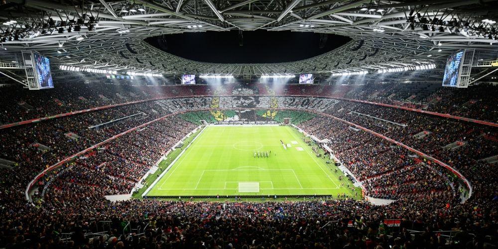 Présence du public stades EURO 2020