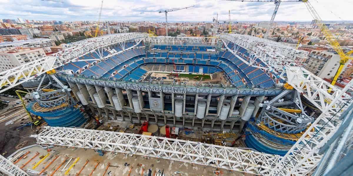 Les nouveaux stades de Football à venir